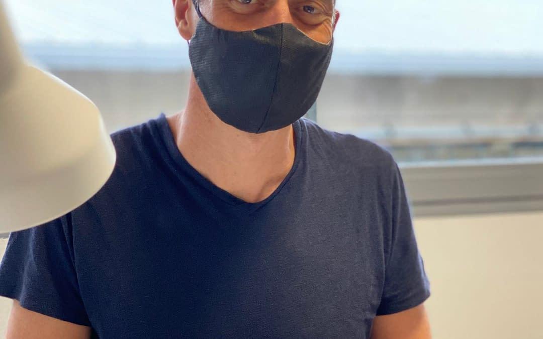 Pourquoi respirons-nous mal avec un masque?
